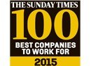 The Sunday Times Best Companies 2015